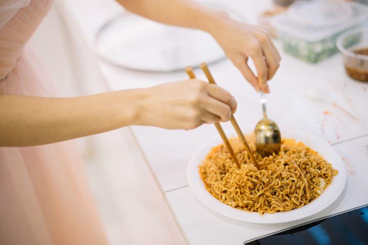 Wow! Indonesia Negara Pemakan Mie Instan Terbanyak ke-2 di Dunia