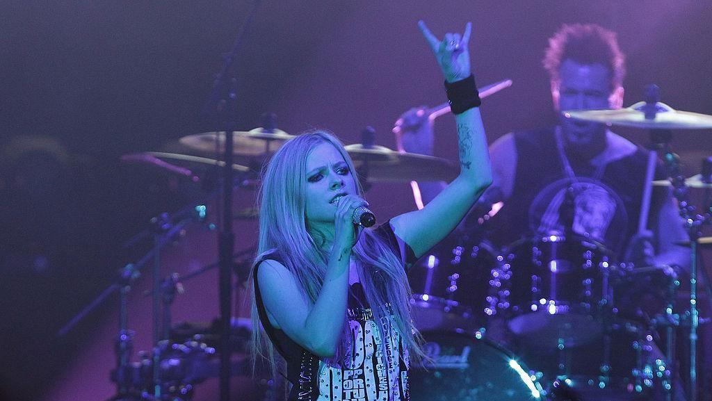 Punya Kesamaan, Avril Lavigne Puji Olivia Rodrigo