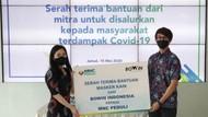 Hingga Juli, Bowin Indonesia Sudah Donasikan Total 1 Juta Masker Kain