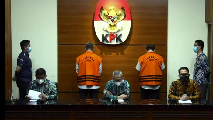 Bupati Bintan, Apri Sujadi jadi tersangka KPK