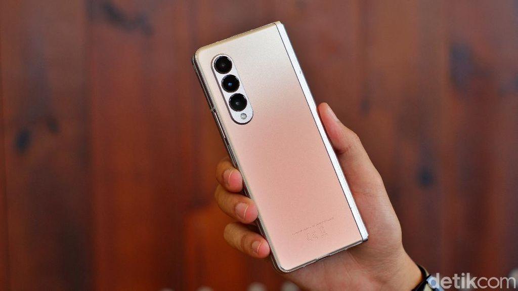 Menilik Fitur Kamera di Samsung Galaxy Z Fold3 5G