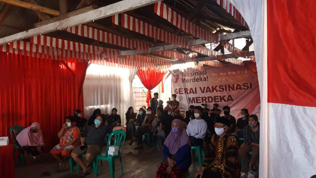 Ini Data Vaksinasi Daerah Penyangga DKI Jakarta