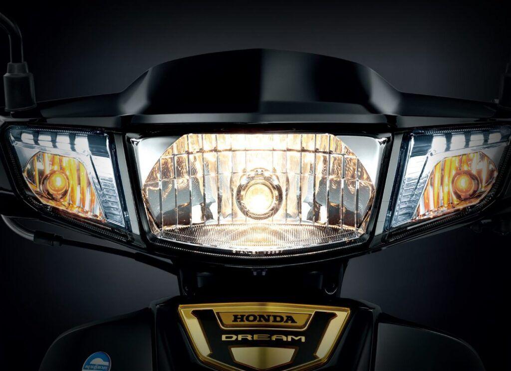 Honda Dream 125 Beyond Luxury