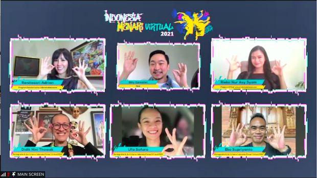 Indonesia Menari Virtual 2021