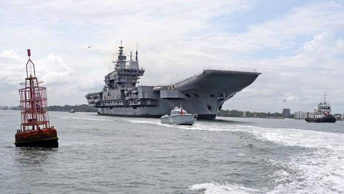 Kapal induk pertama buatan India, INS Vikrant