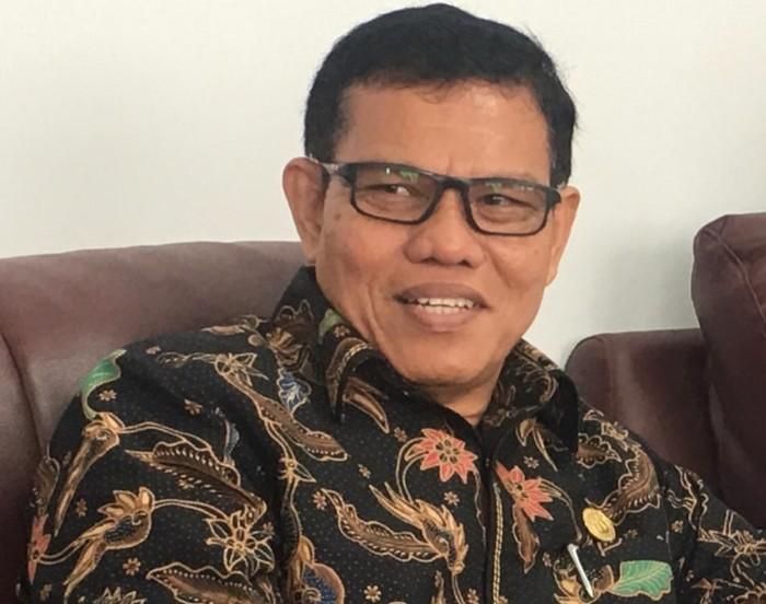 Ketua Ikatan Sarjana Olahraga Indonesia (ISORI) Pusat, Prof Syahrial Bakhtiar MPd