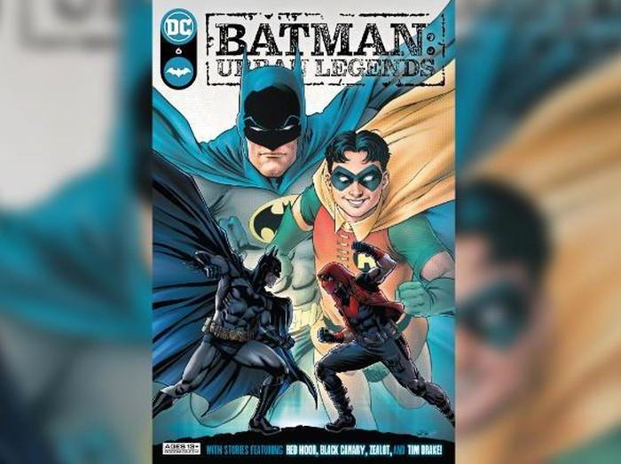 Komik Batman: Urban Legends
