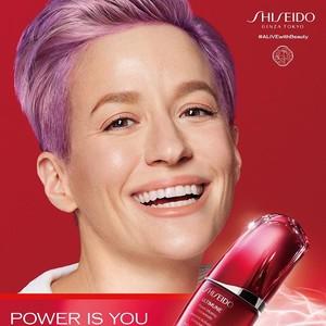 Pesepak Bola Wanita Megan Rapinoe Jadi Brand Ambassador Terbaru Shiseido