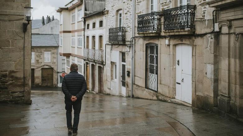 Wisata Sarria, Spanyol