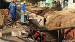 Contra Flow Diberlakukan Imbas Perbaikan Saluran Air di Jalan Garut-Bandung