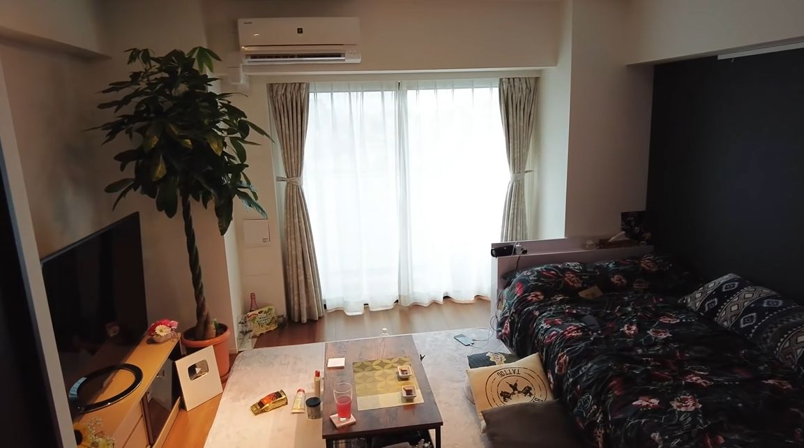 Apartemen Maria Ozawa di Jepang