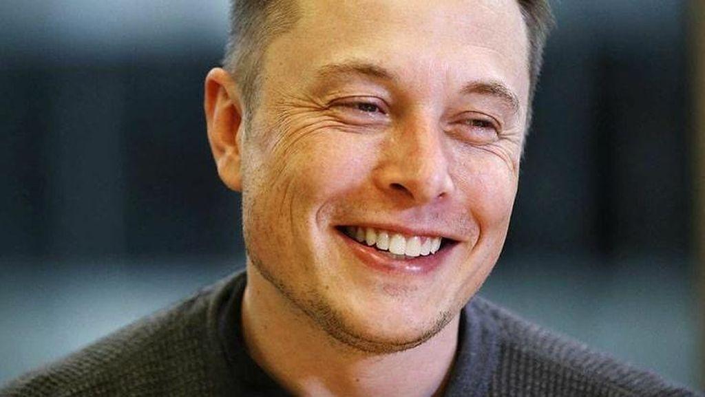 Tak Terbendung, Elon Musk Jadi Manusia Rp 4.000 Triliun