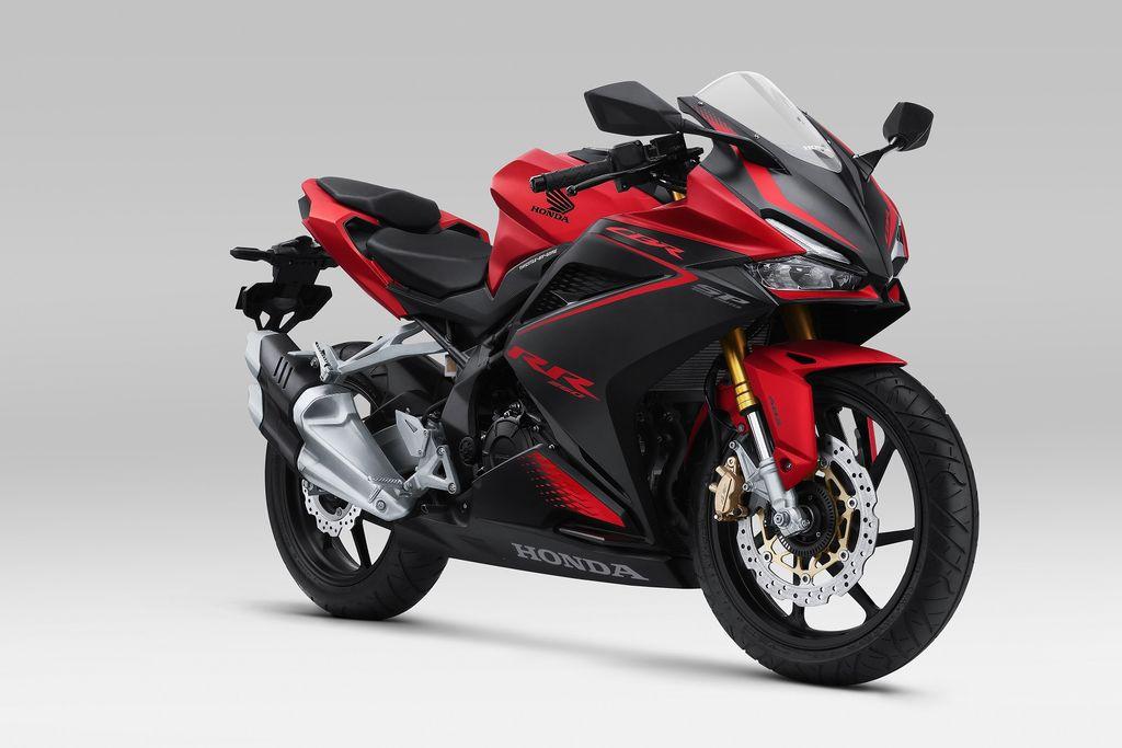 Honda CBR250RR 2021