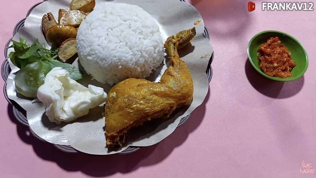 Keren! Mantan Preman Condet Ini Sukses Buka Warung Ayam Goreng