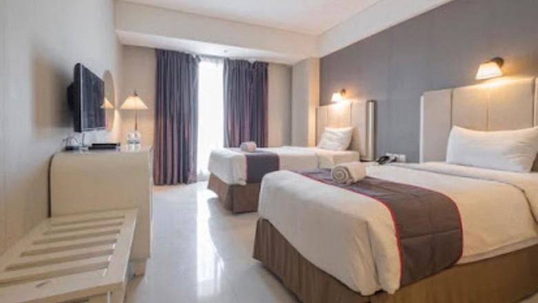 Liberta Hotel di Makassar.