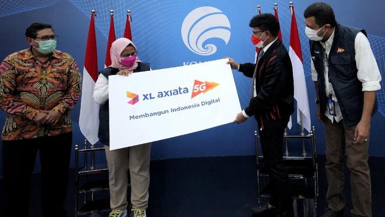 Kementerian Komunikasi dan Informatika Republik Indonesia (Kominfo) menyatakan PT XL Axiata Tbk (XL Axiata) lolos Uji Laik Operasi (ULO) untuk menggelar jaringan 5G di Indonesia.