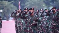 Penerimaan Prajurit Perwira Karier TNI Lulusan D4-S1, Ini Syaratnya