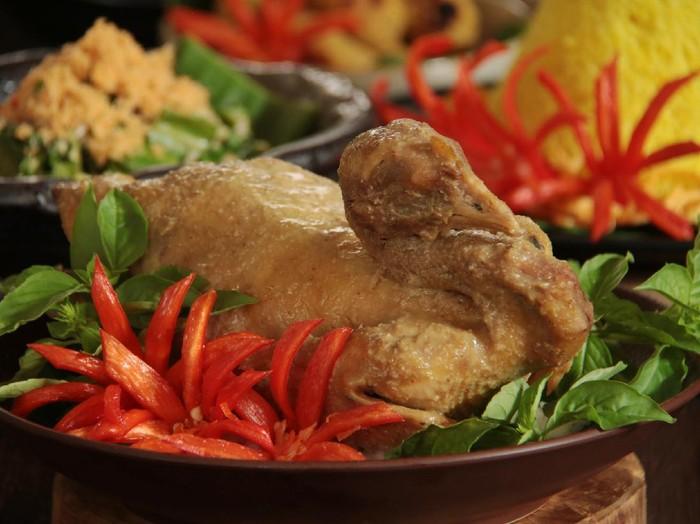 Resep Ayam Ingkung Jawa
