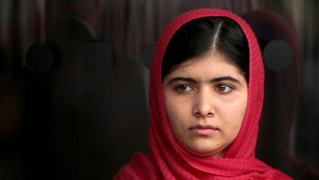 Surat Peraih Nobel Malala ke Taliban Demi Pendidikan Siswi Afghanistan