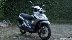 Bikin Pangling! ini Tampang Suzuki Skydrive Usai Direstorasi Total