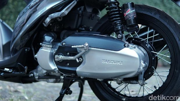 Suzuki Skydrive 2011 Restorasi Batakastem