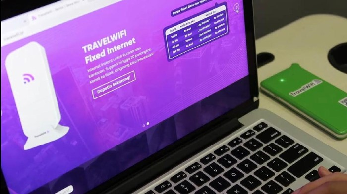 TravelWifi