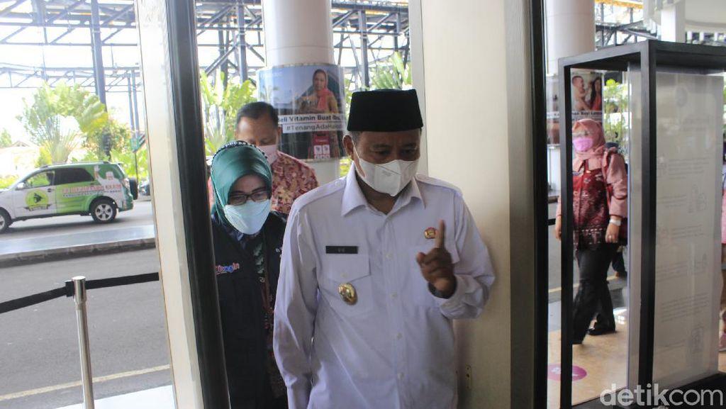 Ups! MC Salah Sebut Nama Wagub Jabar Uu Ruzhanul Jadi Undang-undang