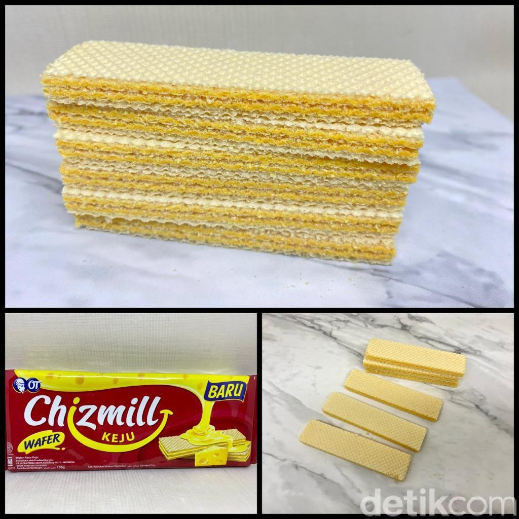 Adu Rasa 5 Wafer Keju Populer, Mana Paling Gurih Creamy?
