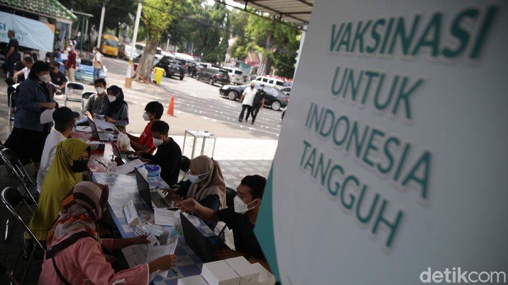 Blak-blakan WHO soal Masifnya Kasus Positif Meski Sudah Vaksin