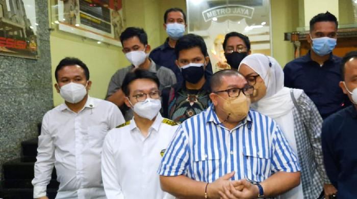 dr Richard Lee diperiksa tambahan di Polda Metro Jaya