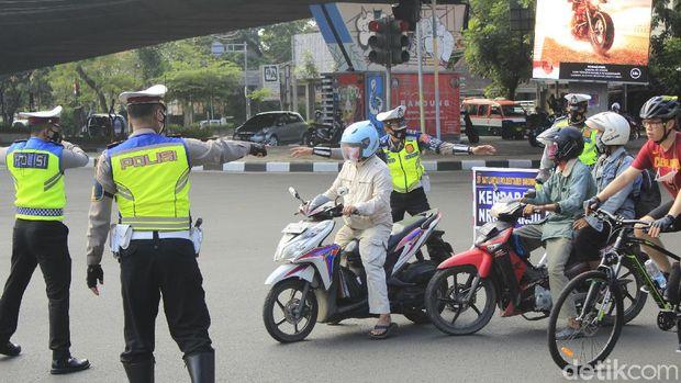 Ganjil-Genap di Bandung