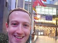 Mark Zuckerberg sederhana