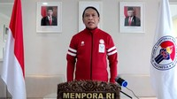 Bendera Indonesia Tak Berkibar di Piala Thomas, Menpora Minta Maaf