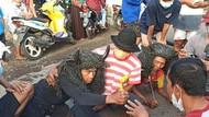 50 Orang Kerasukan Roh Leluhur, Ritual Keboan di Banyuwangi Tetap Digelar