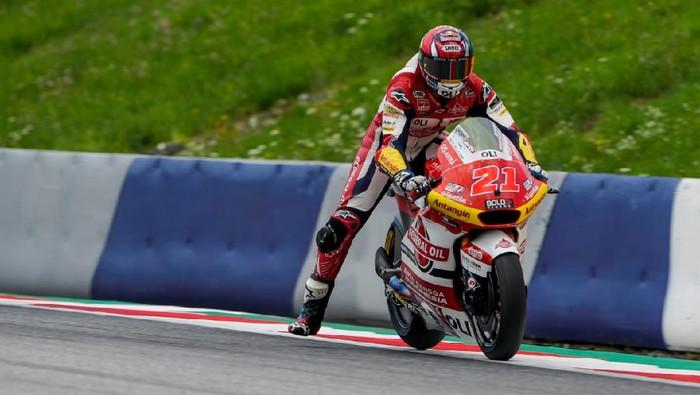 Fabio Di Giannantonio membutuhkan motor yang agresif di Moto2 Austria 2021.