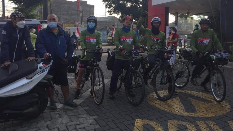 Gowes ke Yogyakarta