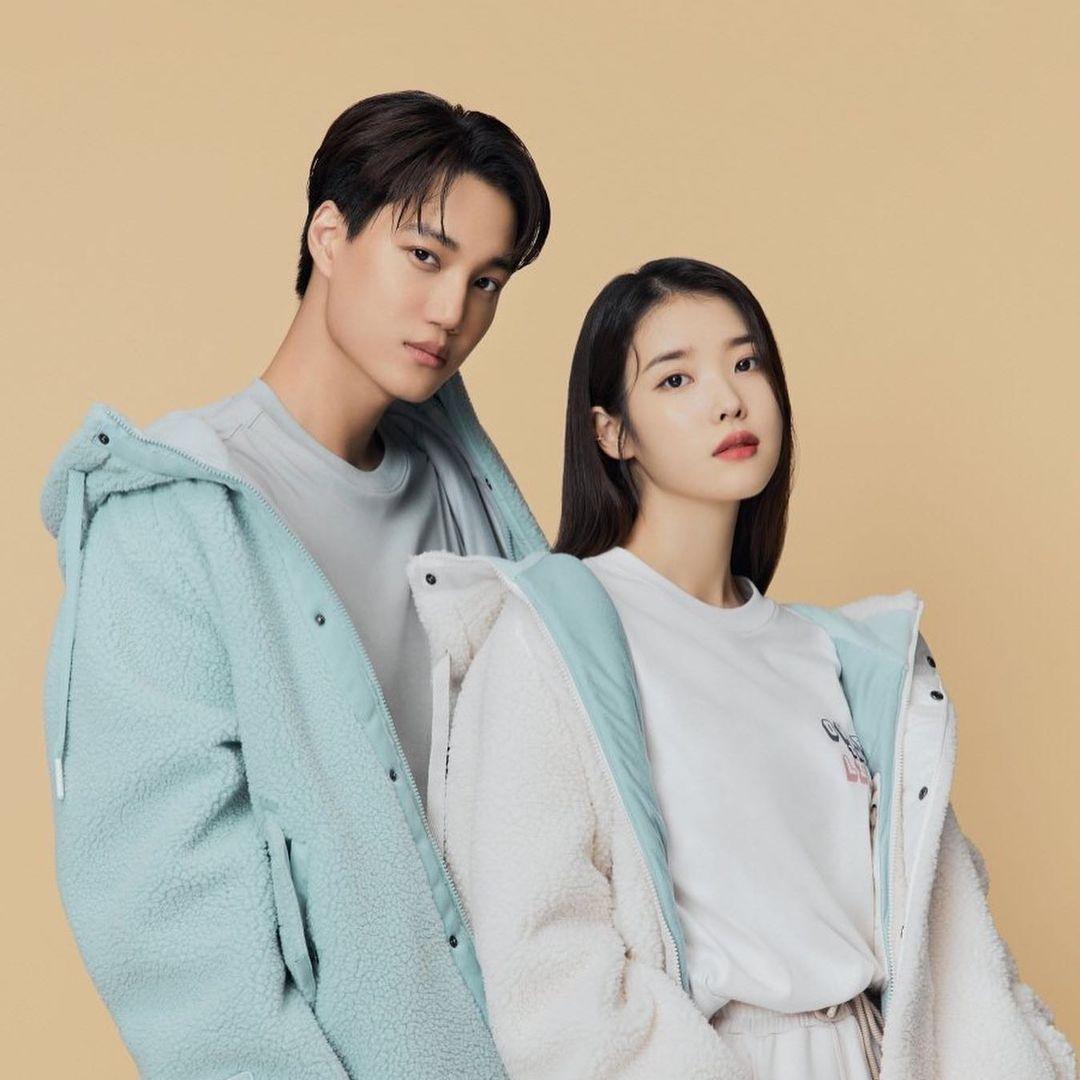 Kai EXO dan IU