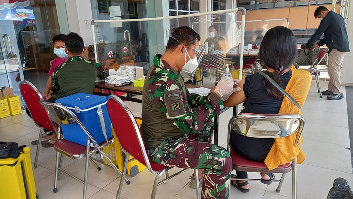 Kampus Swasta Yogyakarta jadi Sasaran Vaksin COVID-19 Kopassus