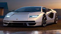 Lamborghini Countach Resmi Hidup Lagi, Mobil Impian Anak 90-an