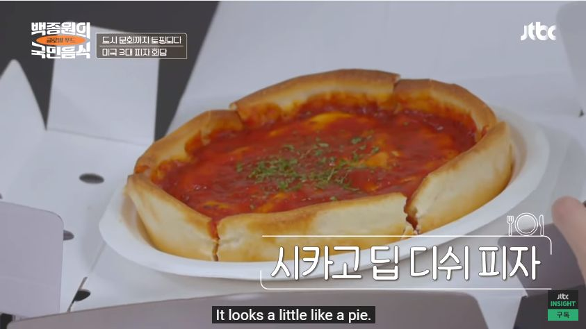 Pizza Favorit Johnny NCT