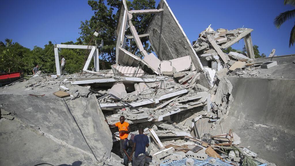 Korban Tewas Gempa Haiti Jadi 1.297 Orang, KBRI Ungkap WNI Aman