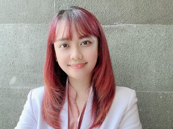 Foto dr RA Adaninggar Primadia Nariswari SpPD.