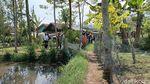 Foto-foto Rekonstruksi Ibu Bunuh Bayi di Garut