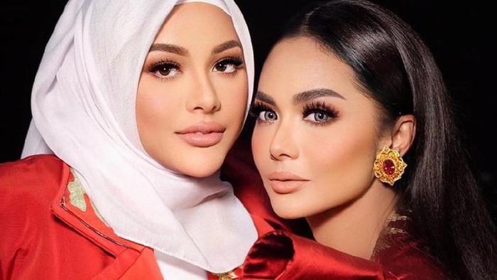Gaya Aurel Hermansyah dan Krisdayanti di Video Klip This is Indonesia