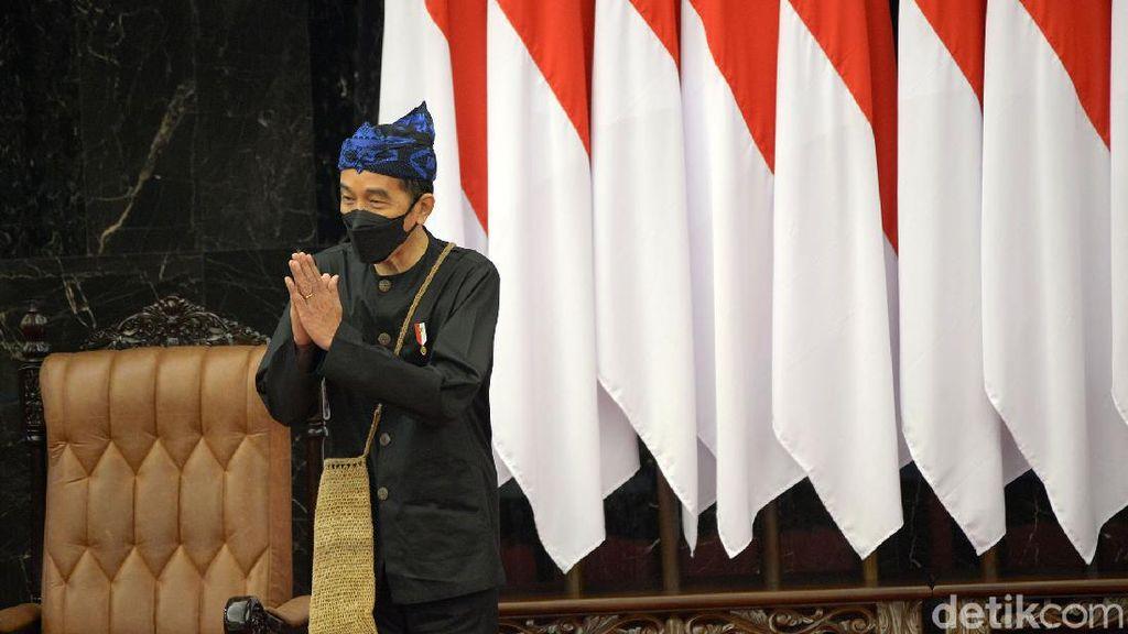 Mengenal Pakaian Adat Baduy yang Dikenakan Jokowi, Ternyata Ada Dua Jenis Lho