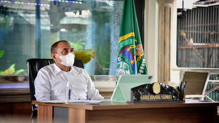 Gubernur Sumut Edy Rahmayadi (dok. Diskominfo Sumut)