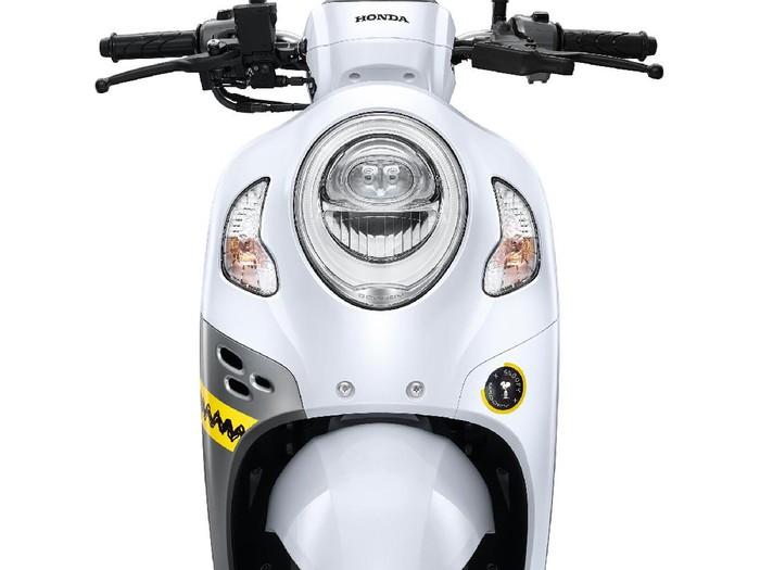Honda Scoopy x Snoopy