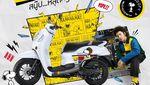 Tampilan Honda Scoopy Snoopy yang Cuma Dibikin 4.000 Unit