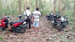 Gerebek Sabung Ayam, Polisi Banyuwangi Sita 41 Motor dan 4 Jago