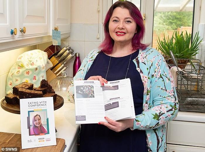 Kehilangan Lidah Karena Kanker, Wanita Ini Justru SuksesTulis Buku Resep